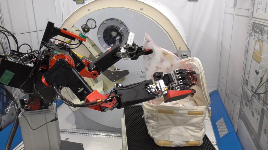 GITAI, developers of a human-substitute robot for space stations