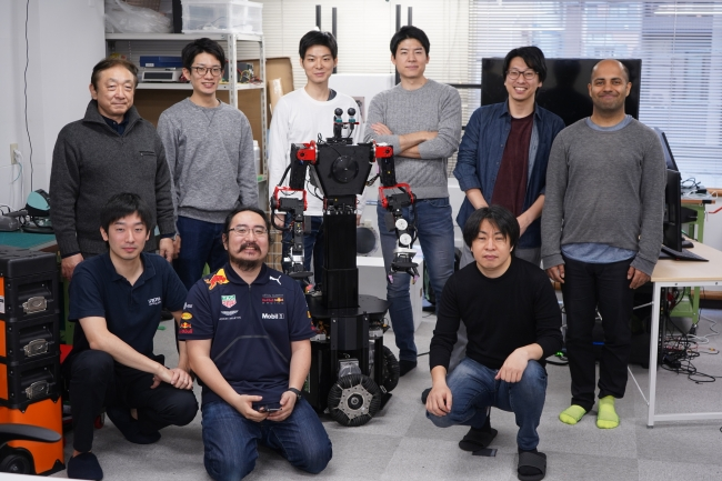 FORMER SCHAFT FOUNDER & CEO DR. YUTO NAKANISHI PARTICIPATES IN GITAI, THE SPACE ROBOT STARTUP